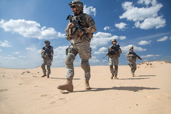 The NSA tells military personnel to avoid using location services