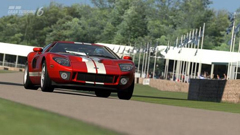 Gran Turismo 6 tops weekly sales charts in Japan, moves 200,000 units