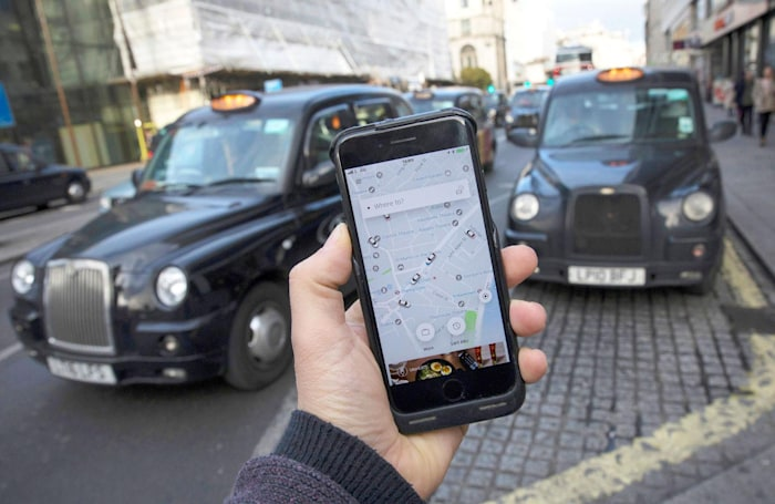 London's mayor wants to cap ride-hailing licenses too