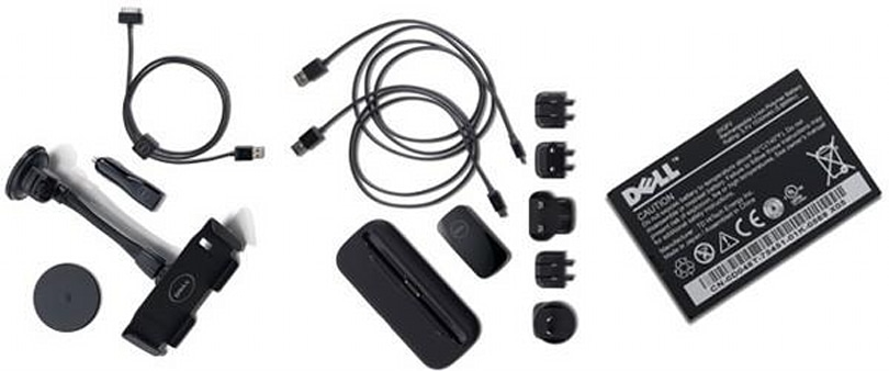 Dell Streak car and AV docks now on sale, HDMI may or may not be included (update: included)