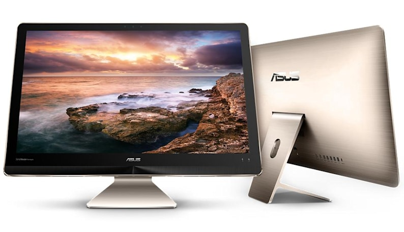 ASUS' fancy all-in-one packs a 3D camera and speedy USB 3.1