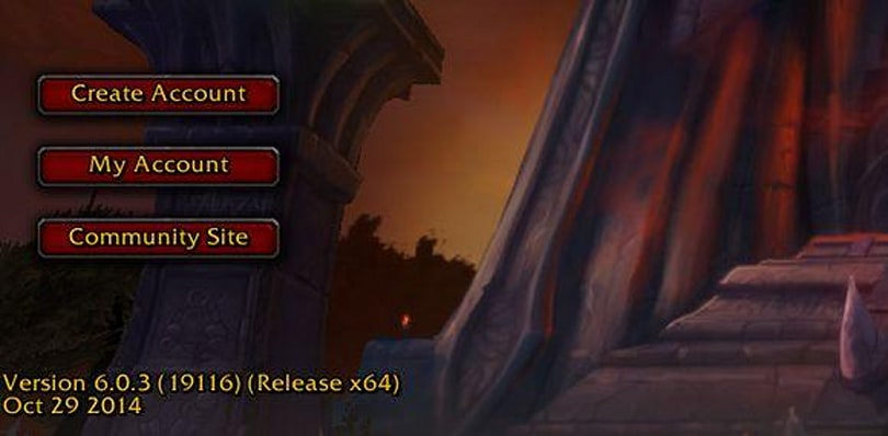 New World of Warcraft patch, must exit Battle.net