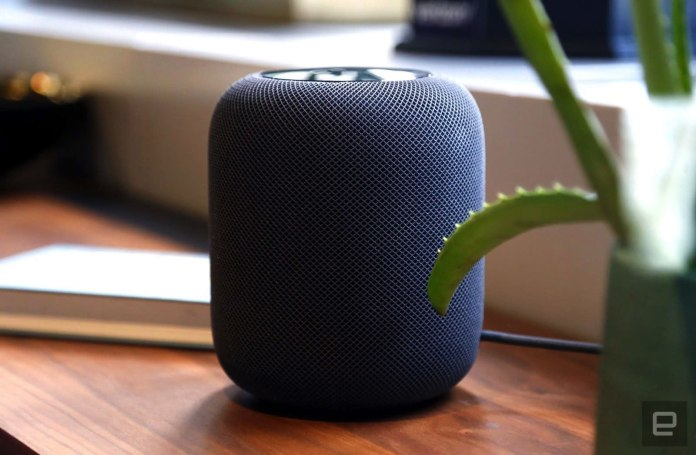 HomePod phone calls could arrive with iOS 12