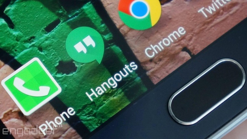 Consumer apps that rely on Google Hangouts won't work after April 25th