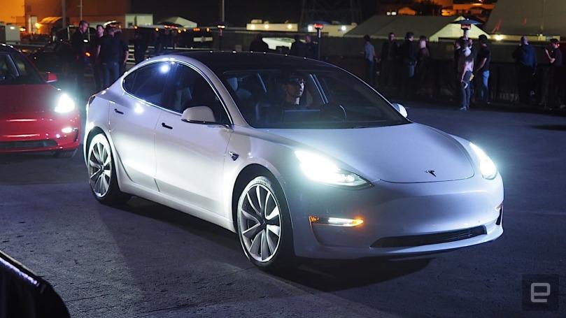 Elon Musk promises Model 3 safety changes after crash report