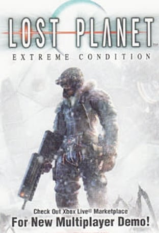 Joystiq White Friday giveaway: Lost Planet codes [update 1]