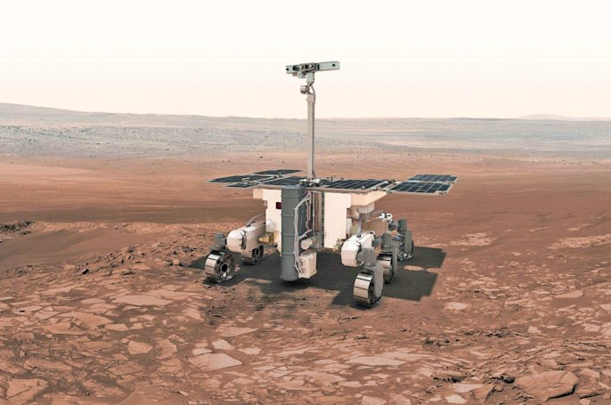 The ExoMars rover may search for life near the Red Planet's equator