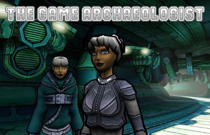 The Game Archaeologist: Four online sci-fi titles no one remembers