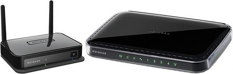 Netgear at CES 2012: Powerline, wireless routers, home networking and more