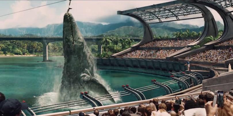 'Lego Jurassic World' game packs four movies' worth of brick dinosaurs