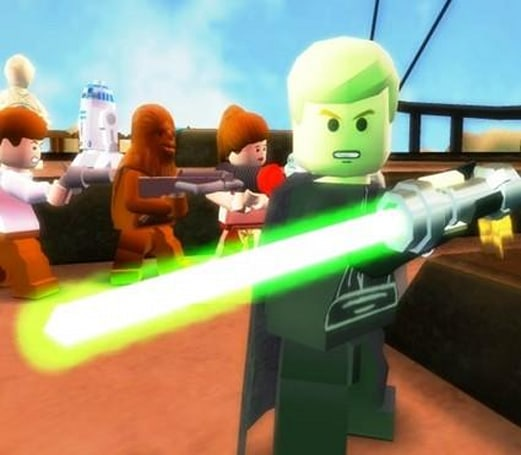 LEGO Star Wars II demo impressions
