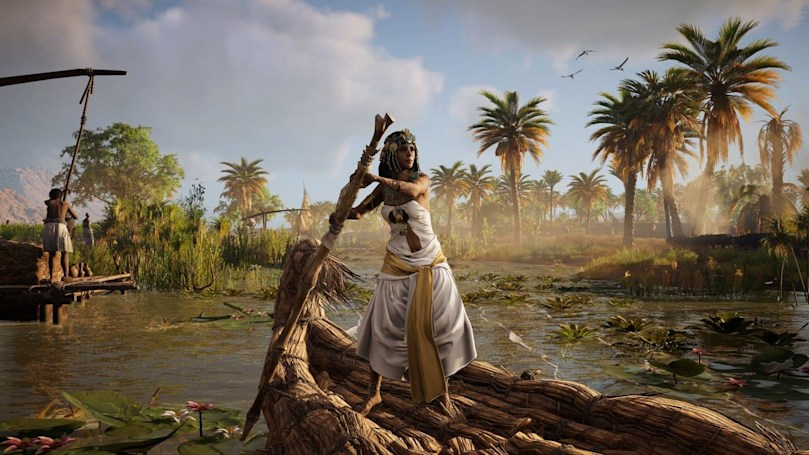 'Assassin's Creed Origins' virtual tours can actually teach history