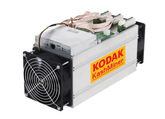 SEC halts sketchy Kodak-branded cryptocurrency mining scheme