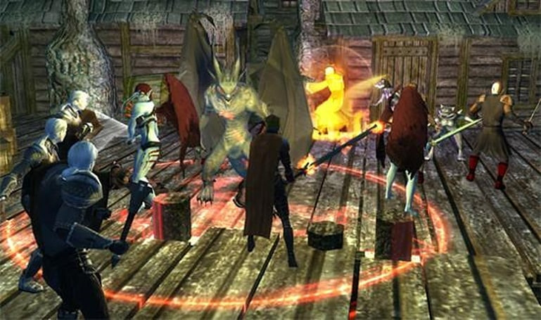 Neverwinter Nights 2 expands into Westgate April 29