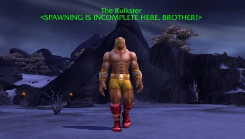 Rulkamania running wild on Draenor