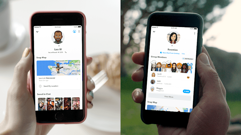 Snapchat adds Friendship Profiles to highlight your relationships