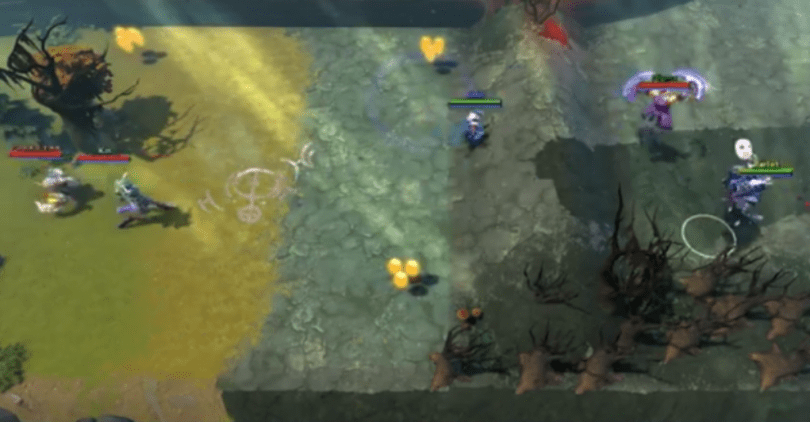 'Dota Dash' turns Valve's MOBA into Mario Kart-inspired racer