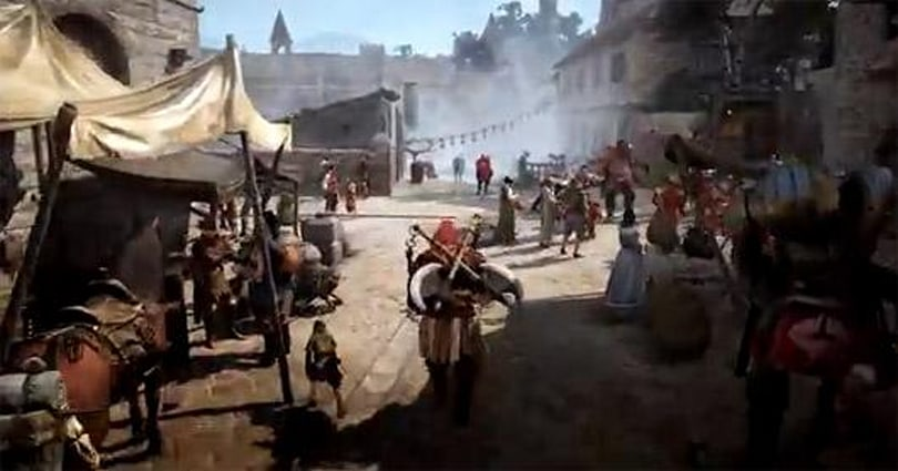 Here's another awesome Black Desert video