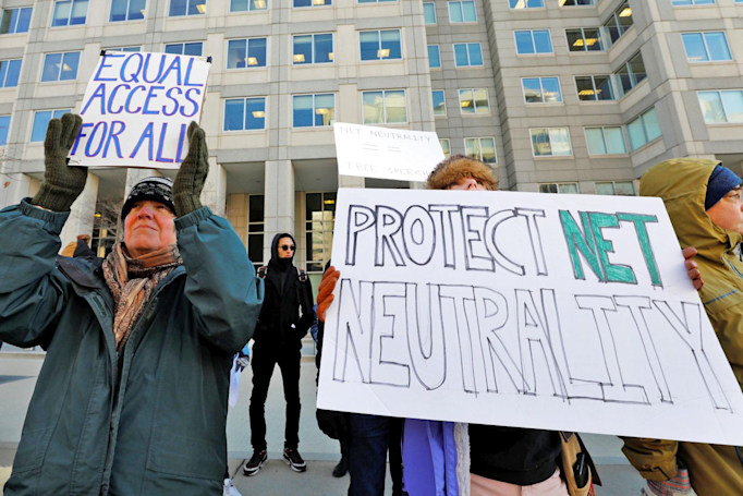 Six more tech companies join fight to save net neutrality