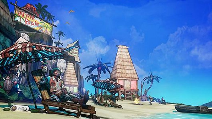 Tackle 'Son of the Crawmerax' in final Borderlands 2 DLC