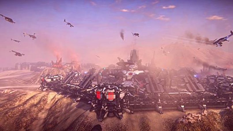 SOE explains PlanetSide 2 patch scheduling