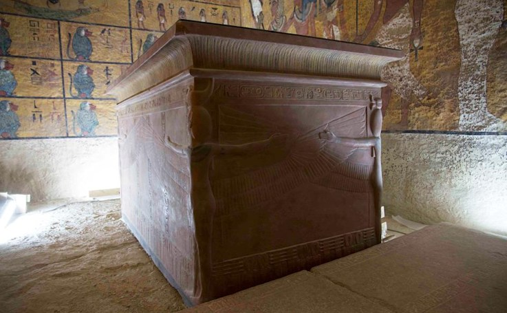 The Big Picture: Accurately replicating Tutankhamun's tomb