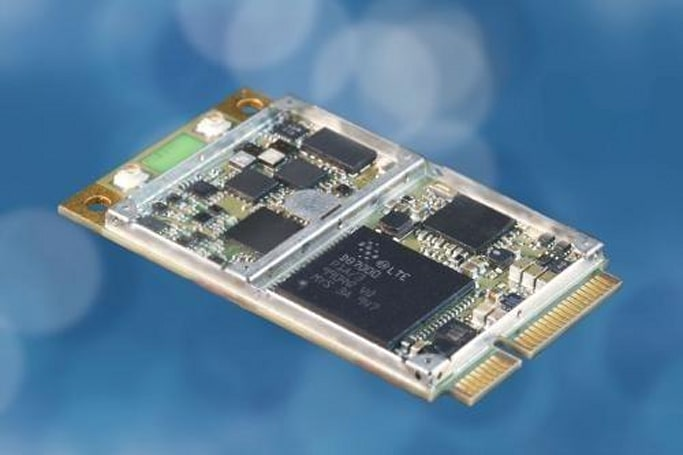LG, ST-Ericsson announce LTE modem chips and modules for Verizon