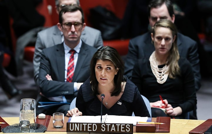 Nikki Haley gives up 1.6 million followers to satisfy the State Dept.