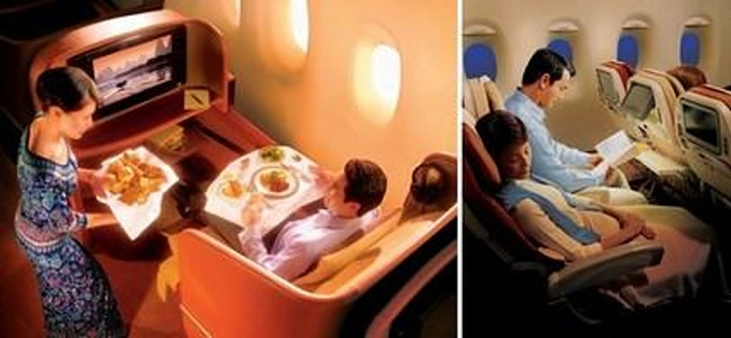 Singapore Airlines creating electronic heaven for passengers