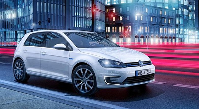 Volkswagen's Golf GTE is the fast plug-in hybrid you might actually buy