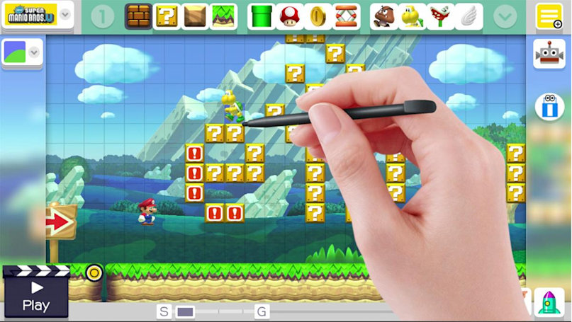 Wanted: your custom 'Super Mario Maker' levels