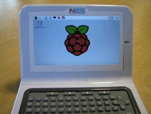 Pack your Raspberry Pi into an underpowered laptop for $100
