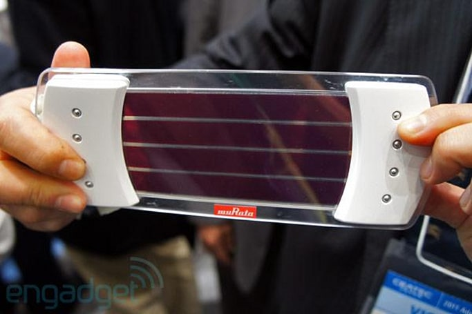 Murata Tactile Controller TV remote hands-on (video)