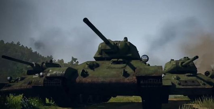 War Thunder launches Ground Forces, complete with trailer