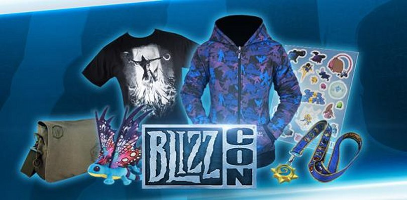 BlizzCon 2014 Online Merchandise sale begins