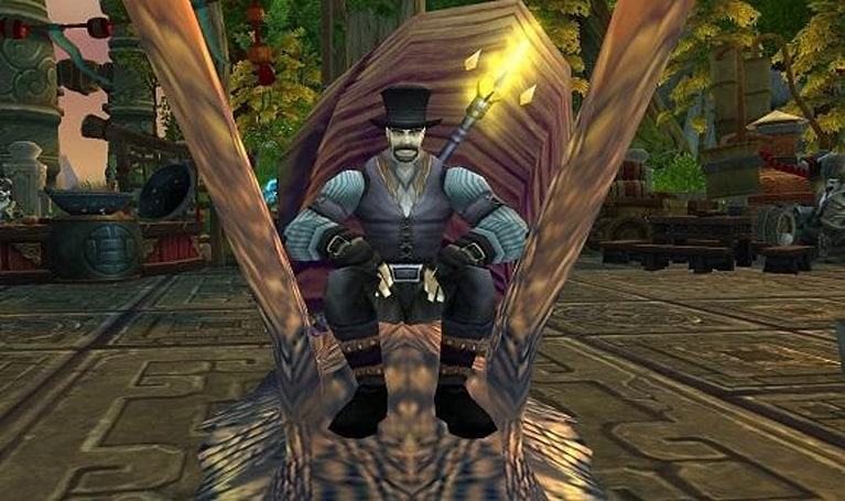 Did you miss in Pandaria?: Timeless vendors