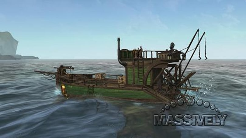 The Daily Grind: What's your favorite MMO ship?