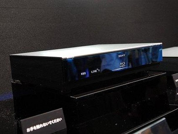 Sony standalone Blu-ray recorder due by year-end in Japan