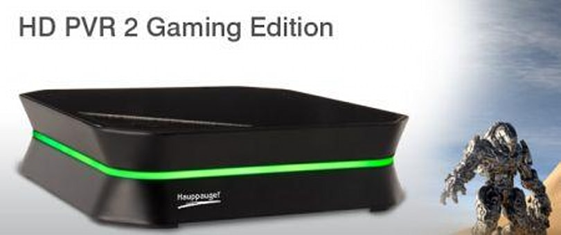 Hauppage releases the HD PVR 2 Gaming Edition, now with HDMI