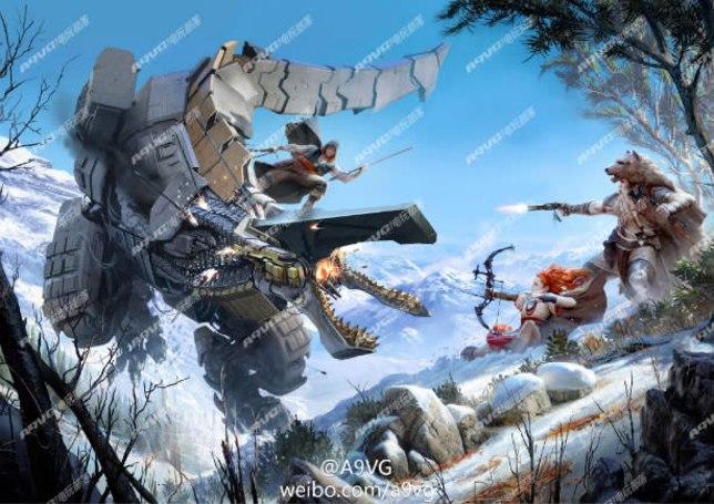 Rumor: Killzone dev's new game has robot dinosaurs