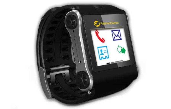 Qualcomm's Mirasol smartwatch display debuts in Appscomm Fashioncomm A1