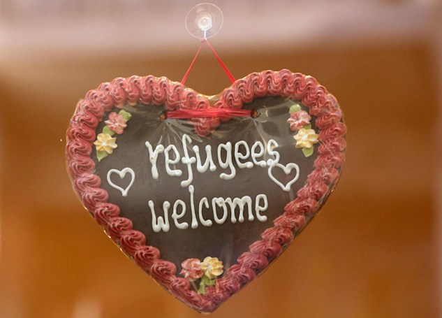 Ads force German xenophobes to hear the plights of refugees
