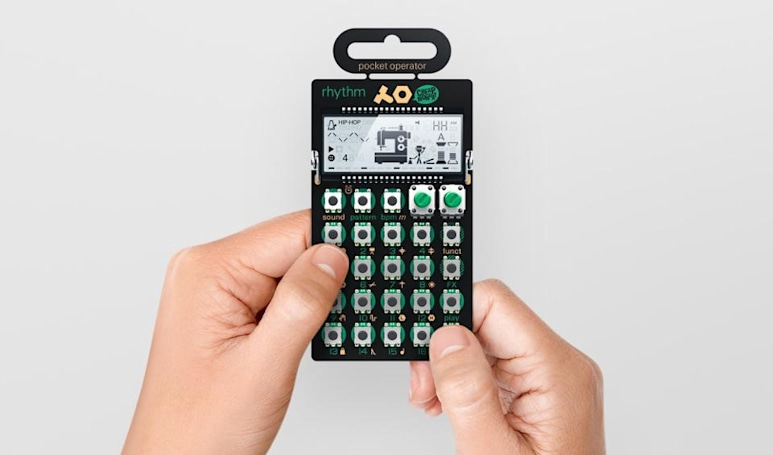 Teenage Engineering will put a synth in your pocket for $59