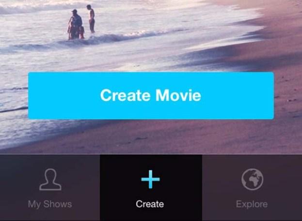 Slidely Show lets you combine media to make nice video slideshows
