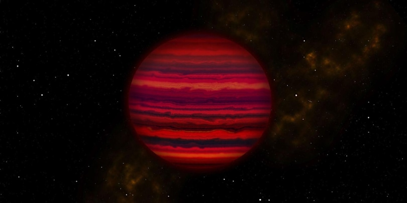 Scientists find the first water clouds beyond the Solar System
