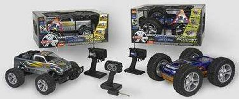 Hasbro's Nitro XRC -- nitro RC for kids