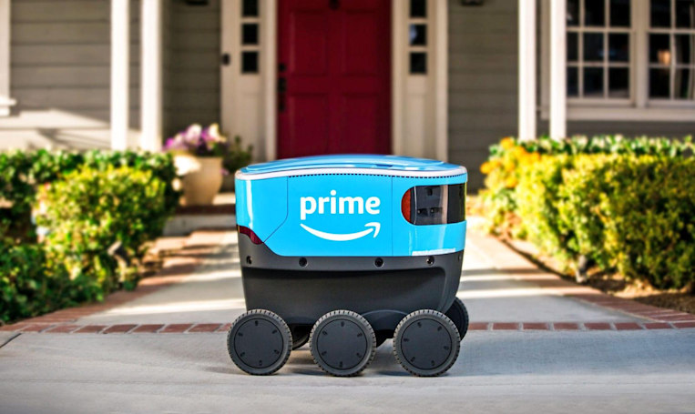 Amazon's Scout is cute but it won't bring humans and robots closer