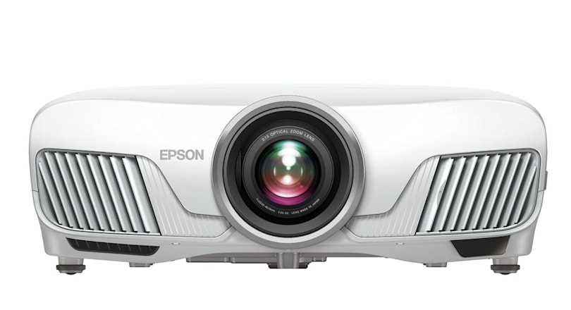 Epson's latest LCD projector does 4K for $2,000