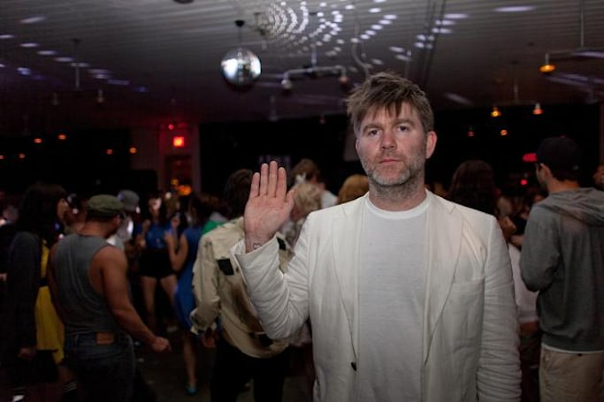 LCD Soundsystem frontman wants to make New York's subway more musical