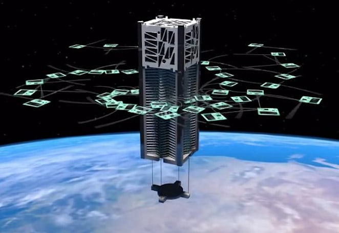 KickSat's tiny satellites may burn up before they're released